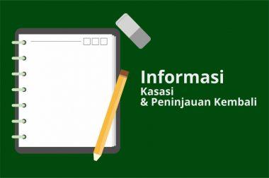 Informasi Kasasi & Peninjauan Kembali