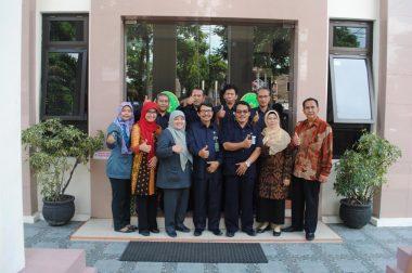 Kunjungan Tim Komite Badilag